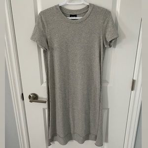 Bardot T Shirt w/ High Side Slit